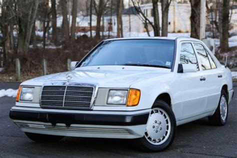 Over 80% new & buy it now; Purchase used 1993 Mercedes Benz 300D TURBO DIESEL Southern Car CARFAX Low MILES RARE Clean in ...