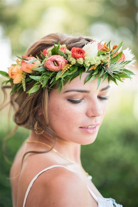 Tropical Bohemian Florida Wedding Inspiration In 2019