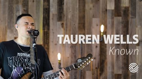 Tauren Wells (cover)