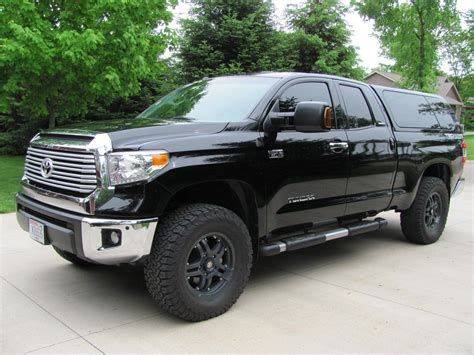 Toyota Tundra Lifted by Awesome Loaded 2014 Toyota Tundra Limited Leather Lifted