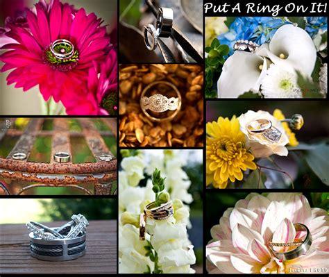 fun wedding ring pics   khimaira farm clients