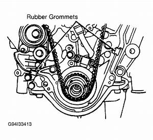 1992 Ford Taurus Serpentine Belt Routing And Timing Belt Diagrams