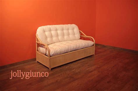 produzione divani letto  rattanmidollinogiunco