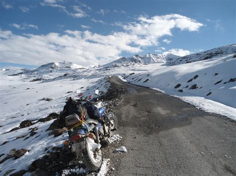 Enjoy a Motorcycle Tour to Leh Ladakh - Tripatini