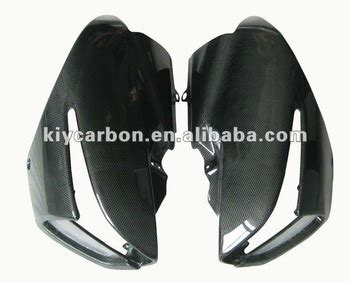carbon fiber motorcycle parts fits suzuki  king view