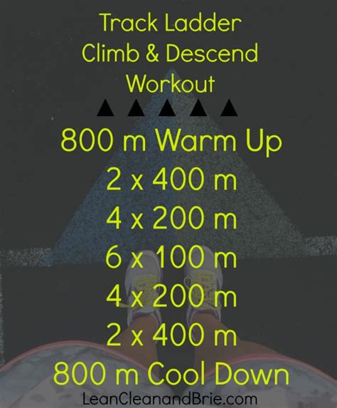 Best Workout Tracks Best 20 Track Workout Ideas On Running