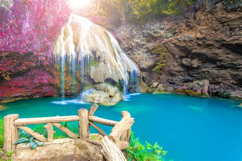 Beautiful Waterfall In Thailand Hd Nature 4k Wallpapers