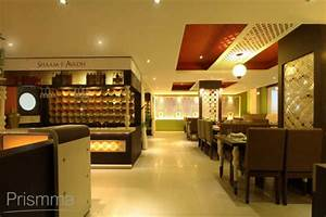 Interior designer in baroda restaurant design shaam e for Pomegranate interior design decoration