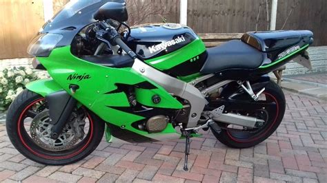 2001 Kawasaki Zx6r Parts by For Sale Kawasaki Zx6r 2001 Excellent Condition In