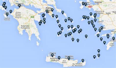 porti della grecia traghetti per la grecia rotte consigli prezzi recensioni