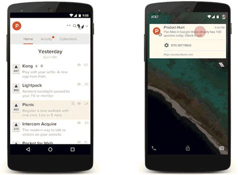 android push notification chrome s push notifications reach your android phone