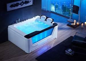 Baignoire Pour Deux : baignoire 2 personnes maison design ~ Premium-room.com Idées de Décoration