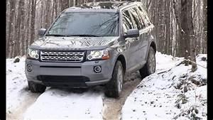 Land Rover Lr2  U0026 Freelander Snowy  U0026 Icy Off