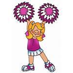 Cheerleader Clipart Clip Cheerleading Martin Clipartion Clipartmag