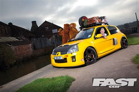 V6 Kitted Renault Clio Fast Car