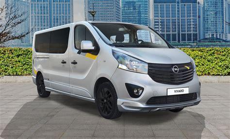 Opel Nl by Een Opel Vivaro Met Opel Motorsport Thema