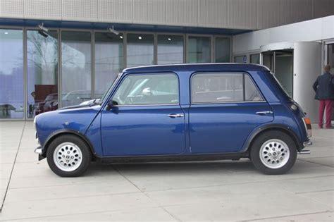 weirdest minis   design chief  car