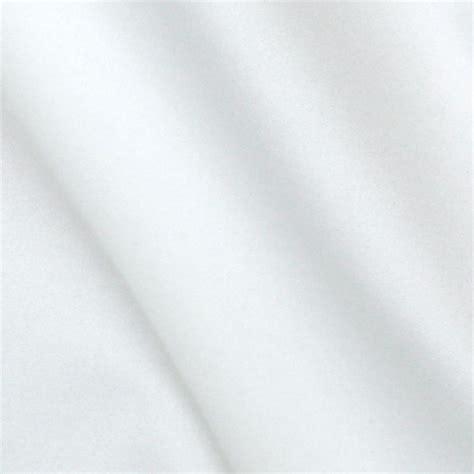 white drapery fabric