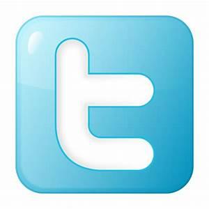 Social twitter box blue Icon | Social Bookmark Iconset ...