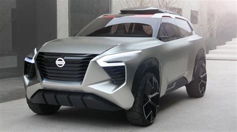 nissan  trail redesign  release date