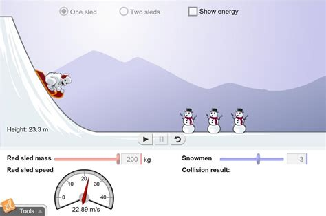 .(answer key) download student exploration: Thursday/Friday: Sled Wars Gizmo | Ms Lea's Blog