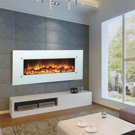 touchstone  ivory contemporary electric wall mounted