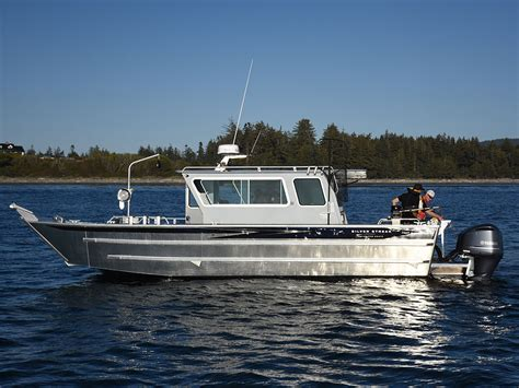 landing craft cabin silver streak  silver streak boats