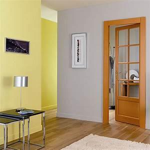 portes dinterieur en bois 100 renovation 100 deco With porte de garage et renover porte interieur vitree