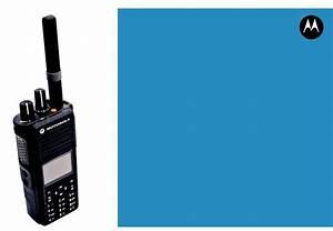 Motorola Xpr 7550 User Manual