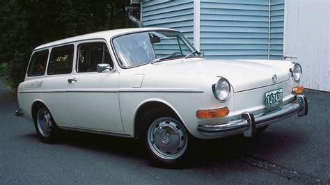 1970 Volkswagen Squareback This Proto Passat Wagon Led