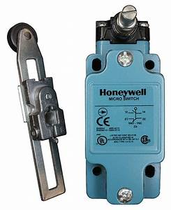 Honeywell Micro Switch Rotary  Roller Lever General