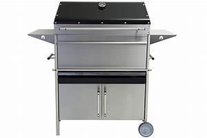 Holz Kohle Grill : holzkohlegrill aus edelstahl mit grilldeckel und unterschrank grillwagen schickling grill ~ Yasmunasinghe.com Haus und Dekorationen