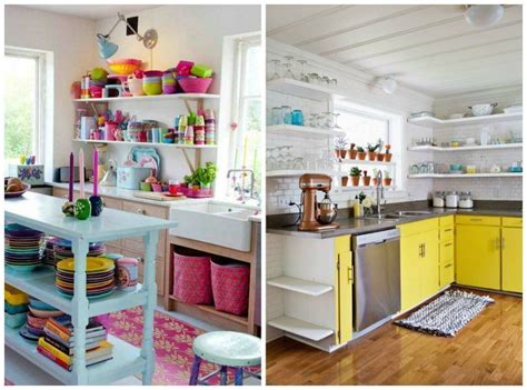 colorful kitchen 15 colourful kitchens