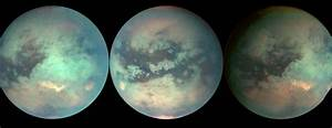 Mystery Of Dunes On Saturns Moon Titan Solved Tech And