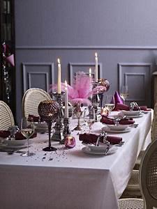 Einfache Herbstdeko Tisch : stimmungsvolle tischdeko f r silvester ~ Markanthonyermac.com Haus und Dekorationen