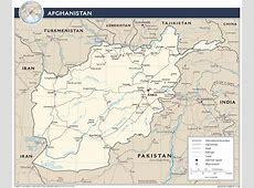 Afghanistan — Central Intelligence Agency