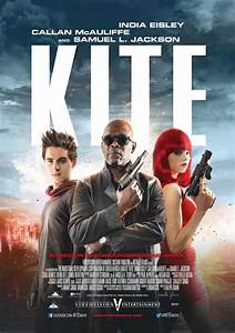 Kite Movie Poster (#4 of 5) - IMP Awards
