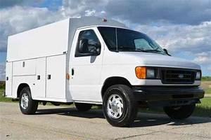 Ford E  Service Body  2005    Utility    Service Trucks