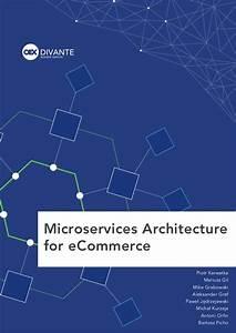 Microservices Architecture Diagram Template