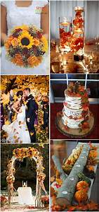 23 best fall wedding ideas in 2017 weddings wedding and With wedding food ideas for fall
