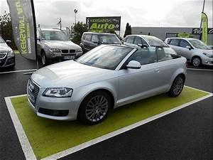 Audi A3 Grise : audi a3 cabriolet occasion bretagne 1 9 tdi dpf ambition luxe gris 18990 61000 km brest ~ Melissatoandfro.com Idées de Décoration