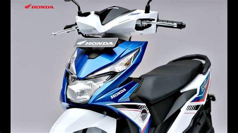 Modifikasi Motor Beat 2016 by 108 Modifikasi Honda Beat Fi Warna Putih Modifikasi
