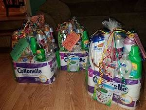 Household items gift basket | Gift baskets | Gift baskets ...