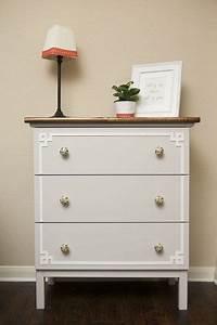 Ikea Tarva Kommode : ikea hack tarva dresser painted furniture repurposing upcycling ikea hack tarva dresser my ~ Orissabook.com Haus und Dekorationen