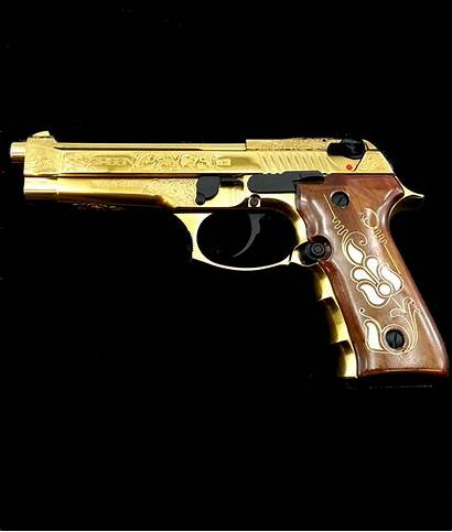 Girsan Gold 9mm Pistol Mc Automatic Semi