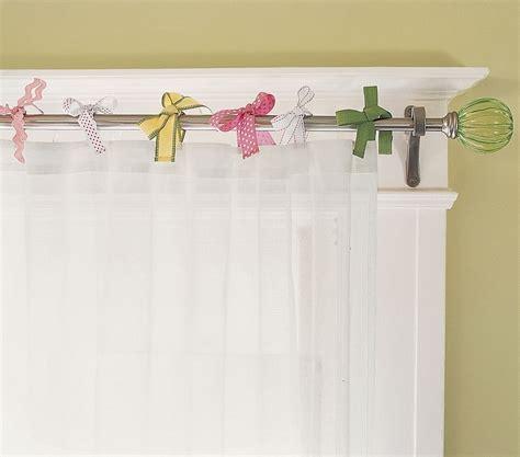 creative way to hang curtains savvy