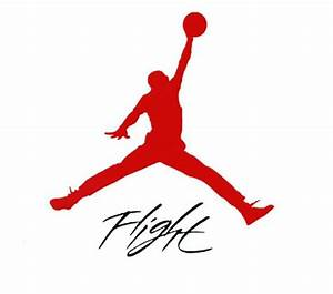 Air Jordan Jumpman Flight Logo Wwwimgkidcom The