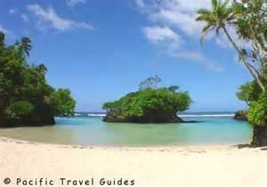 Western Samoa Beach Resorts