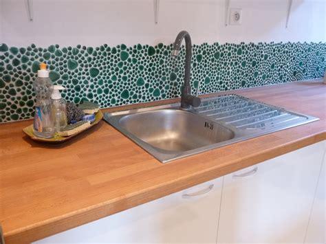 credence en carrelage pour cuisine cuisine decors et mosaiques com mosaïque à château