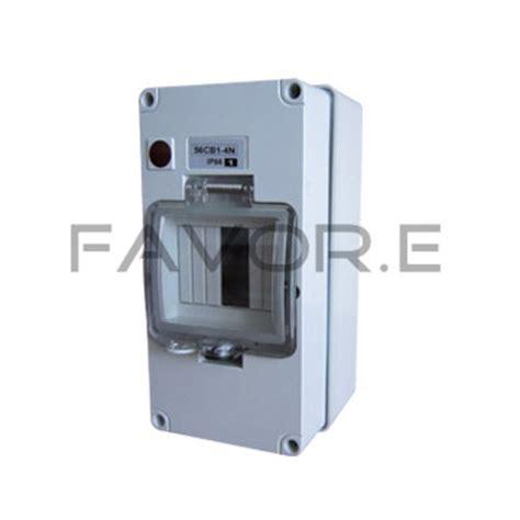 Rcd Mcb Circuit Breaker Enclosure Box China